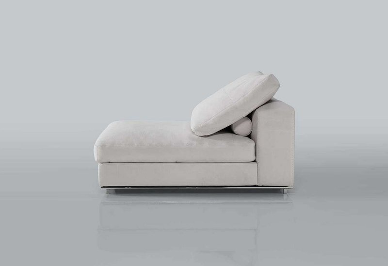 Dolce vita armless chair cierre treniq 2