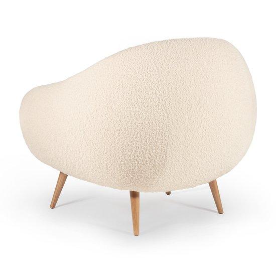 Niemeyer armchair matt varnish insidherland treniq 5 1592498404820