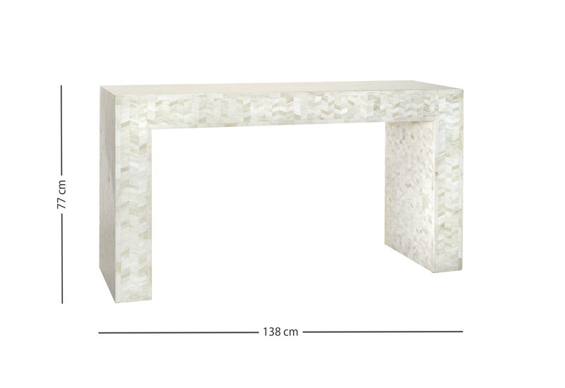 Aureole console table desk farrago treniq 5