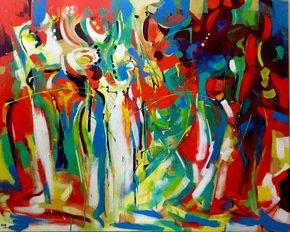 Summer-Dance_Ella-Art-Gallery_Treniq_0