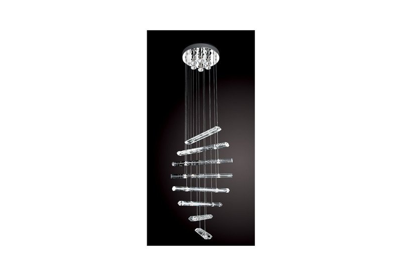 Adamas crystal ladder isaac glass treniq 1