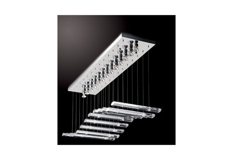 Adamas musical lights isaac glass treniq 1
