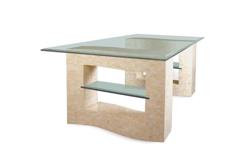 Creme dining table farrago treniq 1