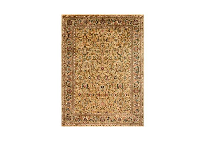 Golden age brilliance sage rug samad rugs treniq 1