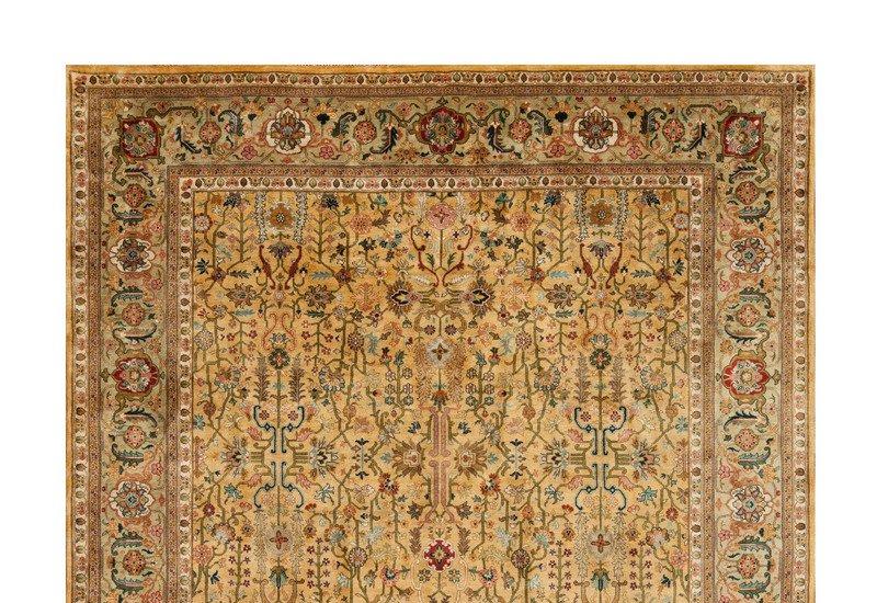 Golden age brilliance sage rug samad rugs treniq 2