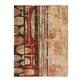 Rex Ray Sunset Multi Rug - Samad Rugs - Treniq
