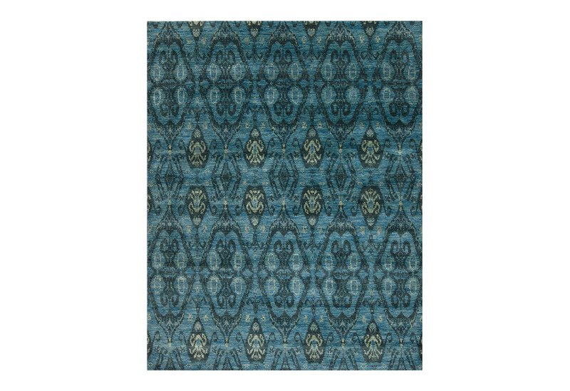 Vogue adorable turquoise rug samad rugs treniq 1