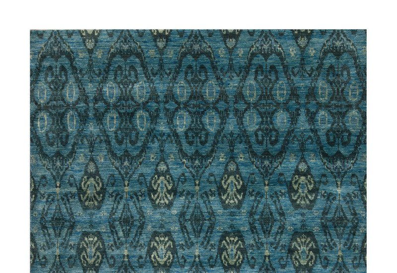 Vogue adorable turquoise rug samad rugs treniq 2