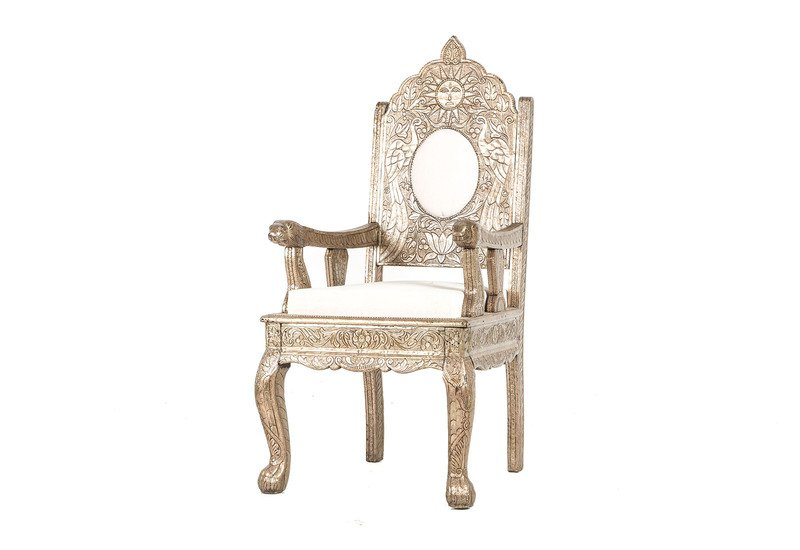 Carved old wedding chair anemos treniq 1