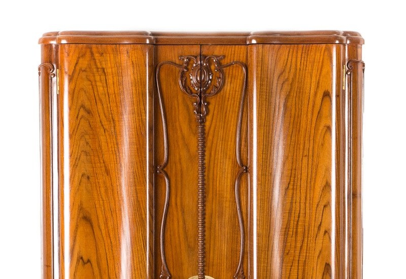 Teak wood cabinet i anemos treniq 2