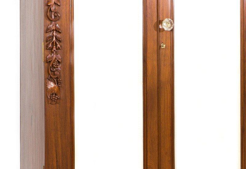 Teak wood cabinet ii anemos treniq 4