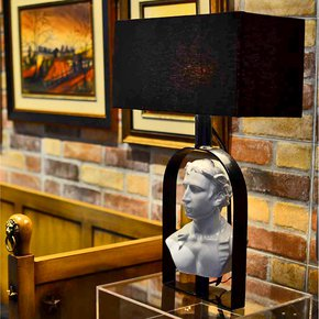 Caesar-Head-Table-Lamp-White_Esque-Furniture-Design-House_Treniq_0