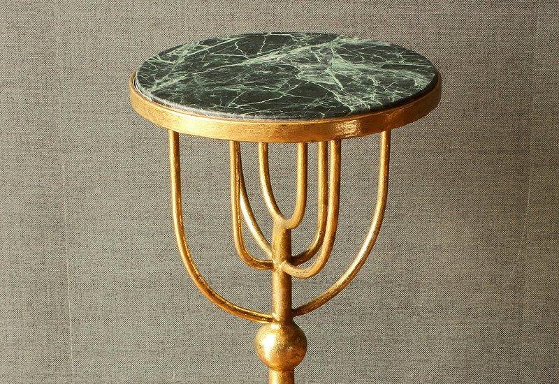 Marble side table esque furniture design house treniq 2