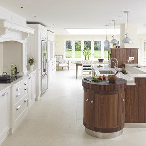 Contemporary Painted & Walnut - Rencraft - Treniq