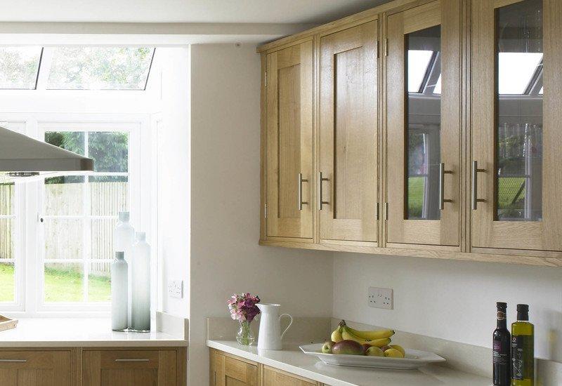 Modern oak kitchen rencraft treniq 3