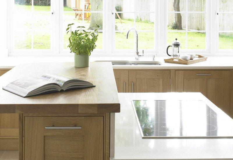 Modern oak kitchen rencraft treniq 4