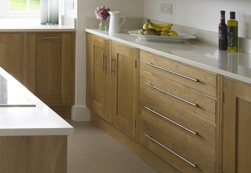 Modern oak kitchen rencraft treniq 5
