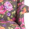 Daisy floral squash armchair limon design treniq 5