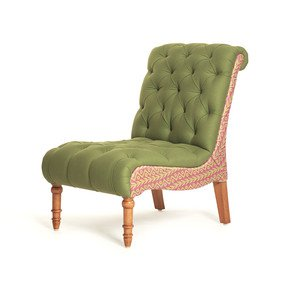 Doris Avocado Armchair - Limon Design - Treniq