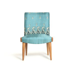 Tinker Carolina Blue Chair - Limon Design - Treniq