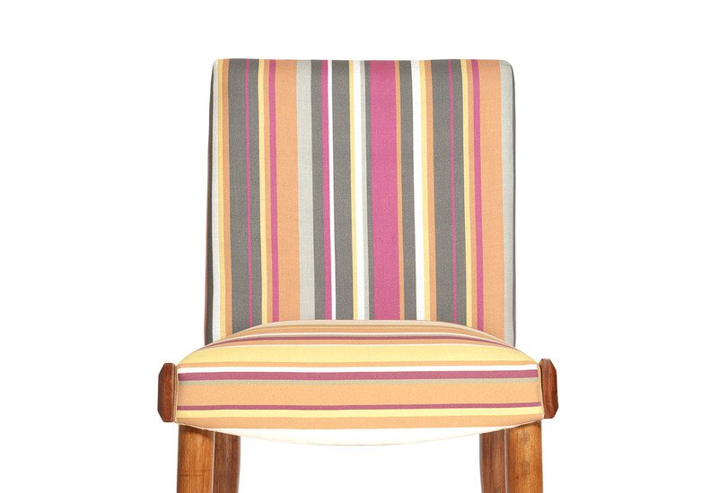 Tinker stripe craze chair limon design treniq 3