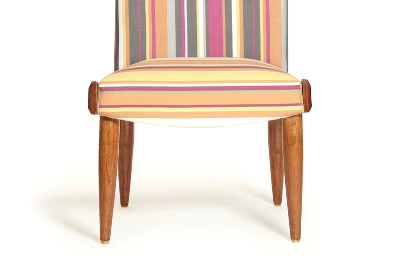 Tinker stripe craze chair limon design treniq 4