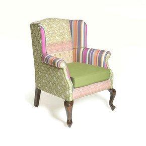 Tobias Paisley Armchair - Limon Design - Treniq