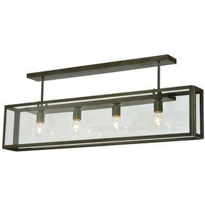 Affinity Contemporary Semi Flushmount Lamp - Smashing - Treniq
