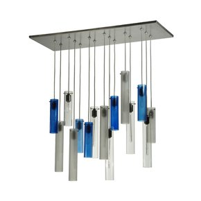 Cascading Contemporary Pendant Lamp - Smashing - Treniq