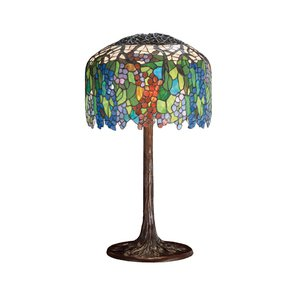 Grapevine Floral Table Lamp - Smashing - Treniq