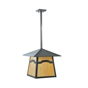 Mountain View Outdoor Pendant Lamp - Smashing - Treniq
