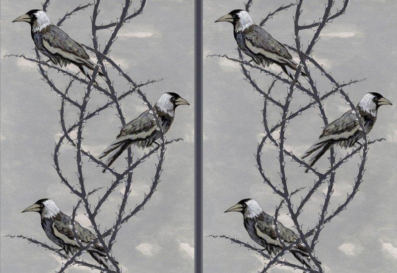 Crow patrol wallpaper lux   bloom treniq 2