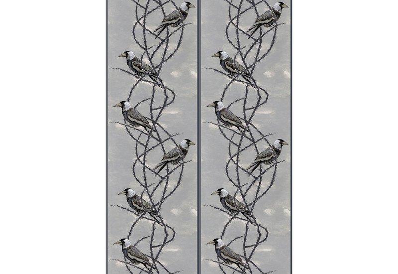 Crow patrol wallpaper lux   bloom treniq 3