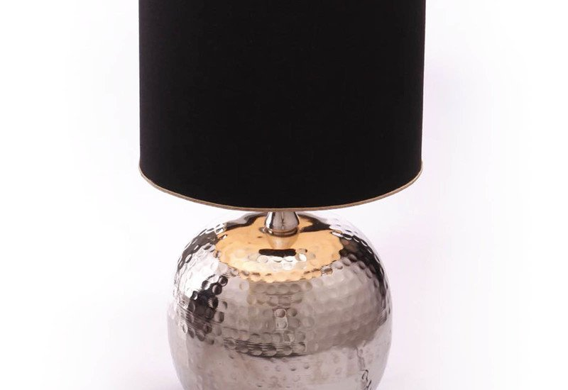 Hammered table lamp inventrik enterprise treniq 4