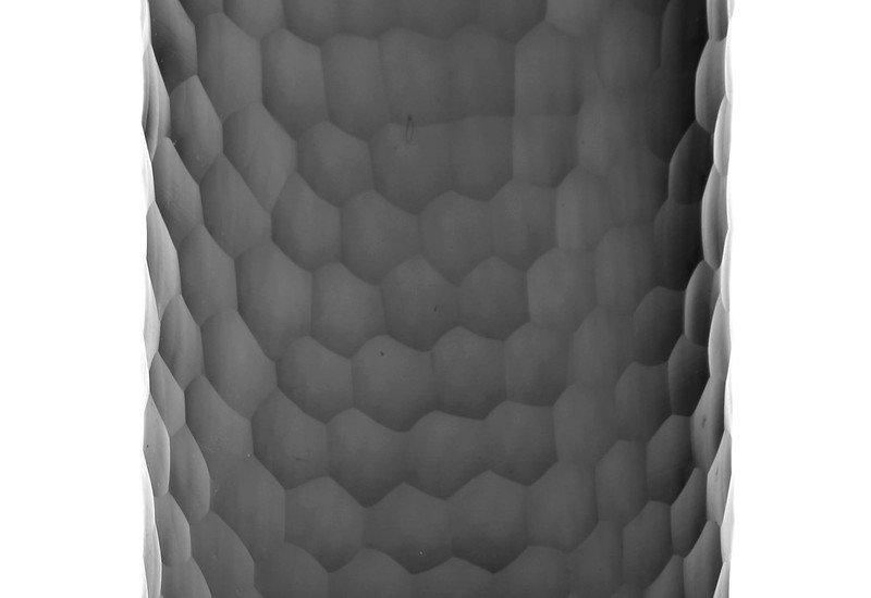 Opaque honeycomb design vase inventrik enterprise treniq 3