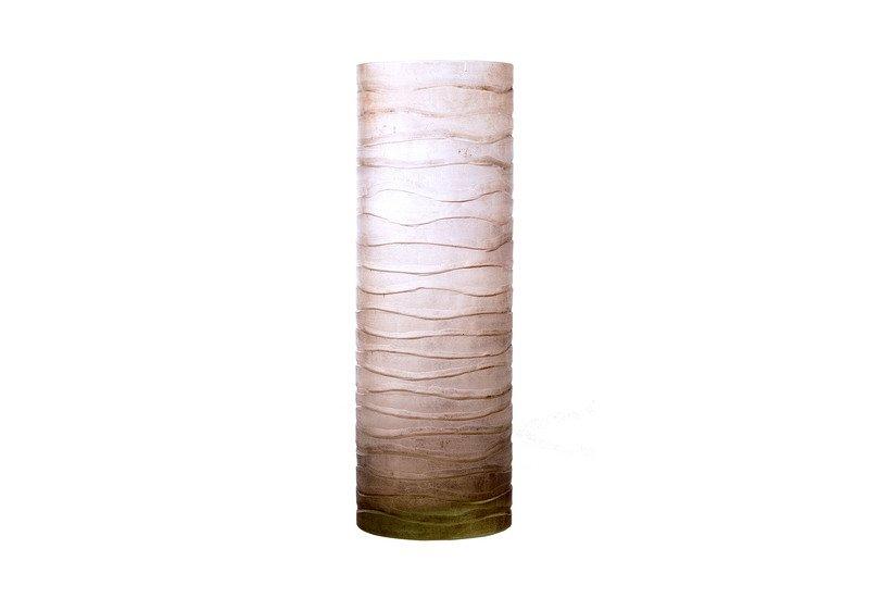 Transparent cylindrical vase inventrik enterprise treniq 2