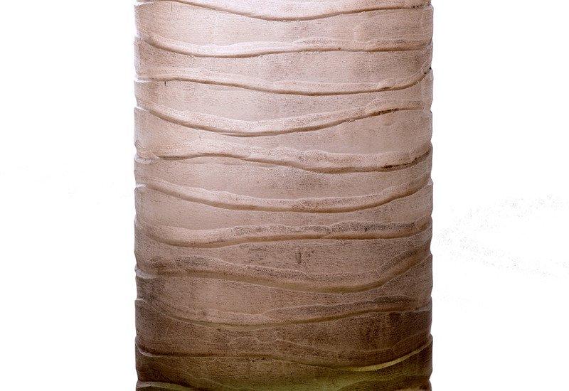 Transparent cylindrical vase inventrik enterprise treniq 4