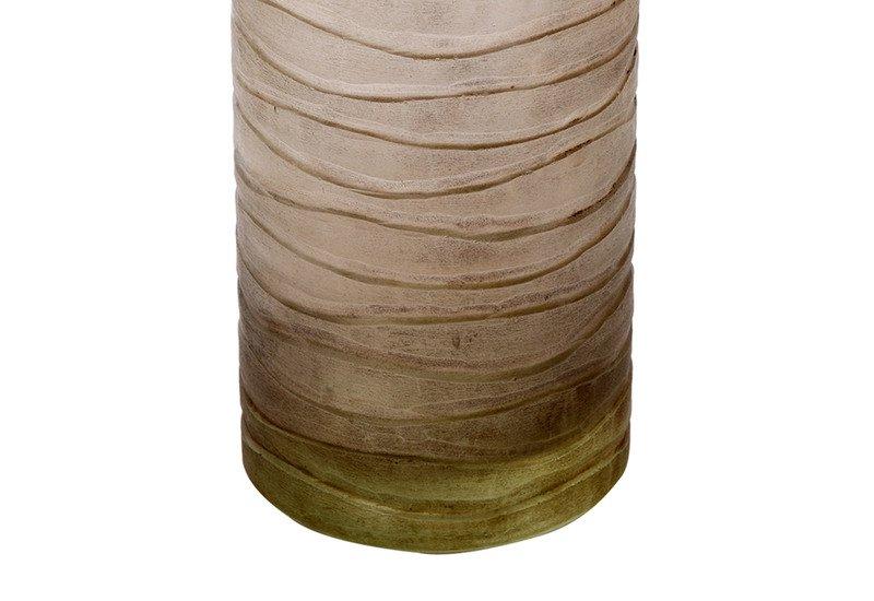 Transparent cylindrical vase inventrik enterprise treniq 5