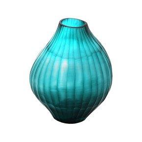 Turquoise Vase Big - Inventrik Enterprise - Treniq