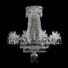 Bailey Chandelier - Waterford-Made Chandeliers - Treniq