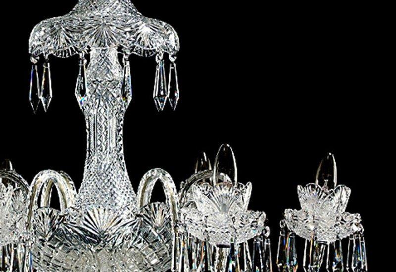 Eloise 6 arm single tier chandelier waterford made chandeliers treniq 4
