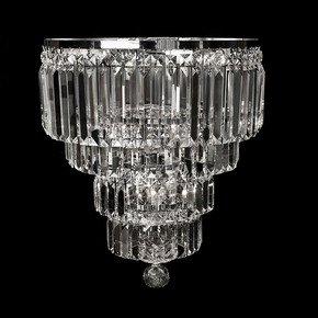 Lorcan Round Chandelier 2 - Waterford Made Chandeliers - Treniq