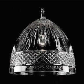 Single Bulb Pendant Lamp - Waterford Made Chandeliers - Treniq