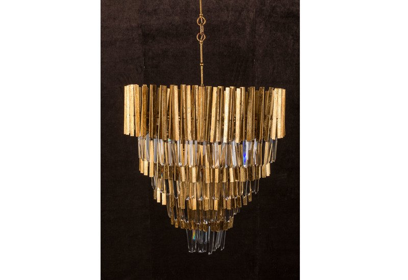 Carisle chandelier labyrinthe  interiors treniq 4