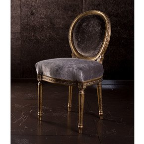 Gordella Dinning Chair - Labyrinthe Interiors - Treniq