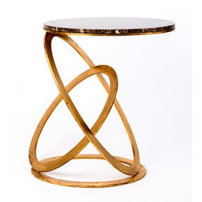 Walker Side Table - Labyrinthe Interiors - Treniq