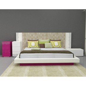 GRS Bed N032 - Mobel Grace - Treniq