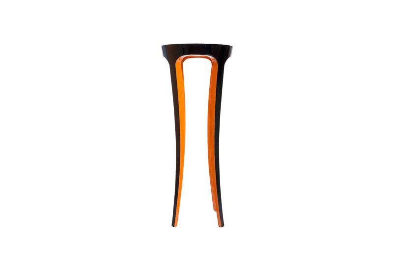 Silhouette pedestal table defontes treniq 1