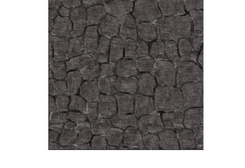 Silk web charcoa rug bazaar valvet treniq 3