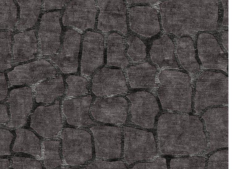 Silk web charcoa rug bazaar valvet treniq 4